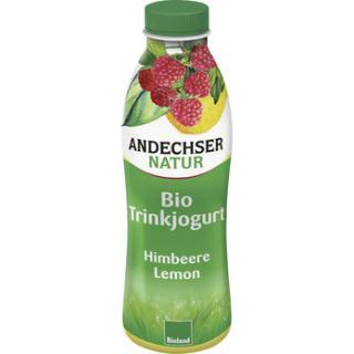 Trinkjoghurt Himbeer - Lemon 0,1%