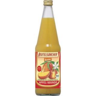 Apfel-Mangosaft, demeter