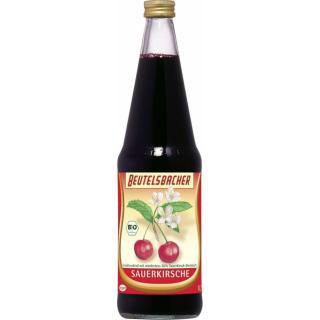 Sauerkirsche Fruchtcocktail