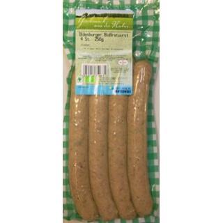 Bratwurst Oldenburger Art 4er Pack (Bk) Schwein