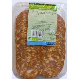 Salami -Chorizo- geschnitten (Bk)