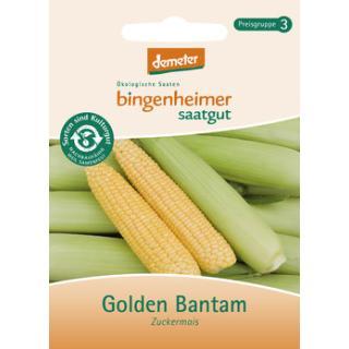 Zuckermais Bantam demeter Samentüte