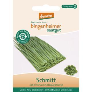 Schnittlauch Schmitt, Saatgut