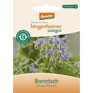 Borretsch, Saatgut