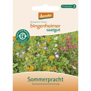 Blumenmischung Sommerpracht, Saatgut