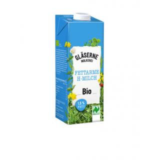 Milch - H-Milch 1,5% fettarm Tetra