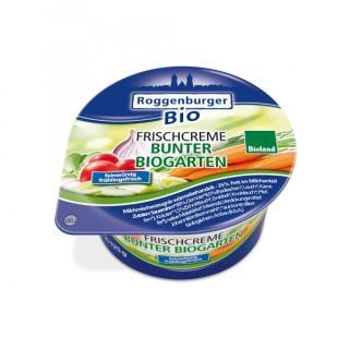 Frischcreme Bunter Biogarten