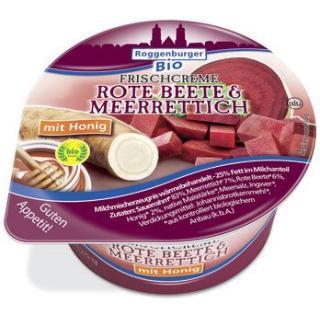 Frischcreme Rote Beete & Meerrettich