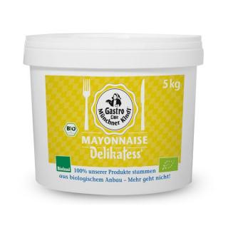 Mayonnaise Delikatess 80 %, 5 kg