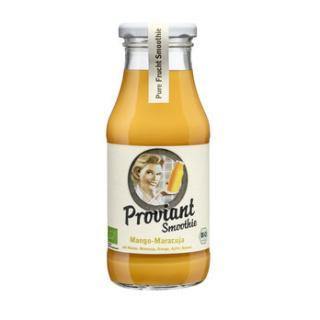 Smoothie Mango-Maracuja, Proviant