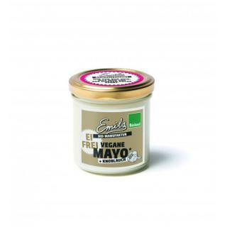 Mayo vegan Knoblauch