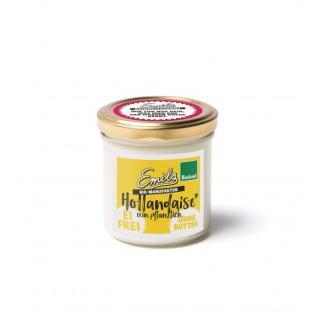 Sauce Hollandaise, vegan (Emils)