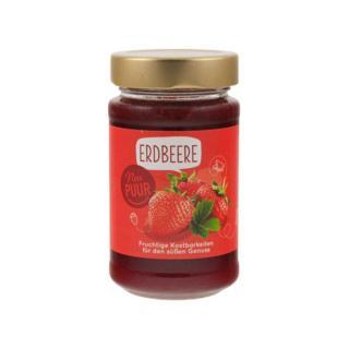 Erdbeere Fruchtaufstrich (Nur Puur)