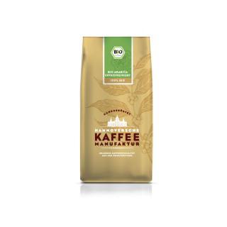 Röstkaffee Arabica, entkoffeiniert, ganze Bohne 250 g