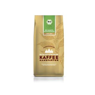 Röstkaffee Arabica, entkoffeiniert, gemahlen 250 g