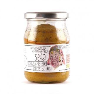 Sefa Cashew Pastete Curry Dattel