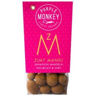 Zimt Mandi (Mandeln in Vollmilchschokolade/Zimt)