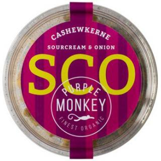 Sco (Cashew SouerCream & Onion)