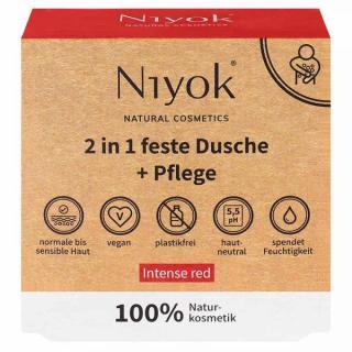 Feste Dusche und Pflege - Niyok