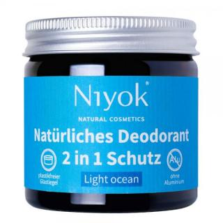 Natürliches Deodorant Light ocean - Niyok