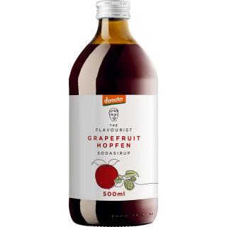 Sirup Grapefruit Hopfen - The Flavourist