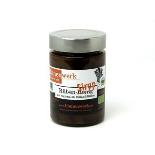 Rübensirup im Glas - Bienenwerk 500 g