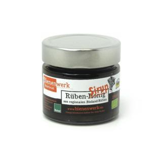 Rübensirup im Glas - Bienenwerk 250 g