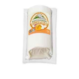 Ziegenfrischkäse-Honig