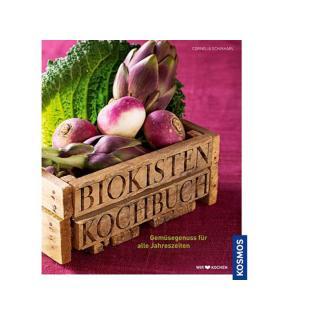 Biokisten-Kochbuch - Kosmos Verlag