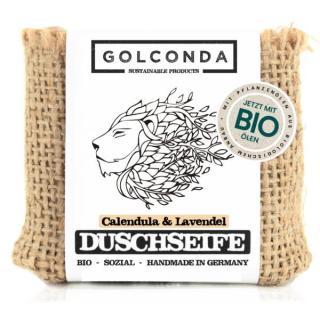 Duschseife Calendula Lavendel - Golconda