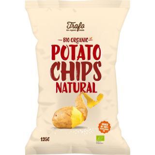Kartoffelchips gesalzen Trafo