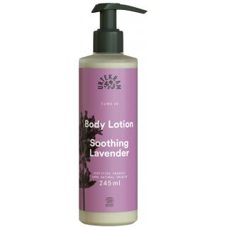 Body Lotion Soothing Lavender - Urtekram
