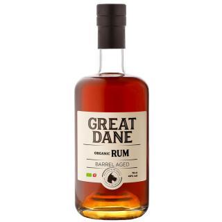 Rum, braun Barrel Aged