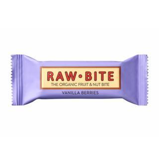 Raw Bite Vanilla Berry