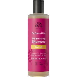 Shampoo Rose  für normales Haar 250ml - Urtekram