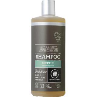 Shampoo Nettle  gegen Schuppen 500ml - Urtekram