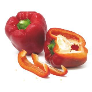Paprika rot - deutsche