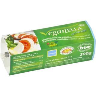 Veganella Natur (Mozzarella, vegan)
