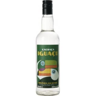 "Cachaca ""Iguaçu"" Bio Fair Trade  70cl"
