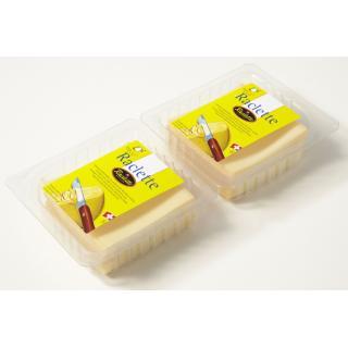 Raclette Käse  in Scheiben (CH)