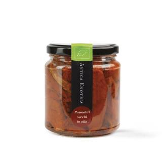 Pomodori secchi, (getrocknete Tomaten)