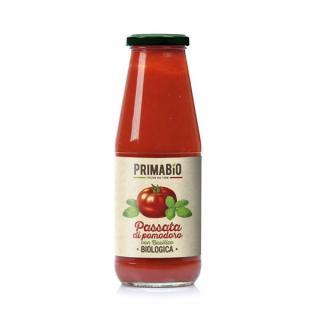 Tomatenpassata Basilikum