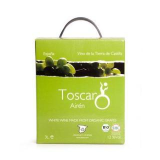 Toscar weiß Airén Box 3l