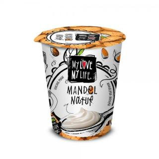 Mandel Joghurt alternativ Natur