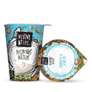 Kokosmilch-Joghurt Natur groß (400g)