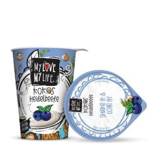 Kokosmilch-Joghurt Heidelbeere (180g)