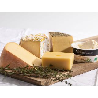 Käse - Vielfalt gross