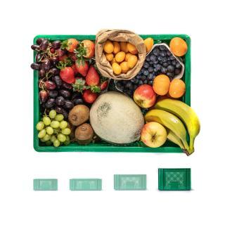 Bürokiste Obst riesengroß