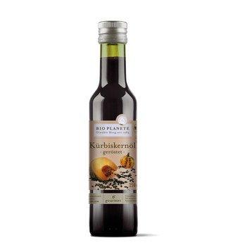 Kürbiskernöl, geröstet (Bio Planete)