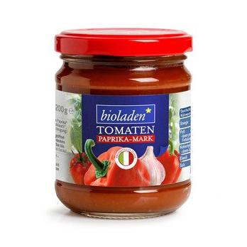 Tomaten Paprikamark